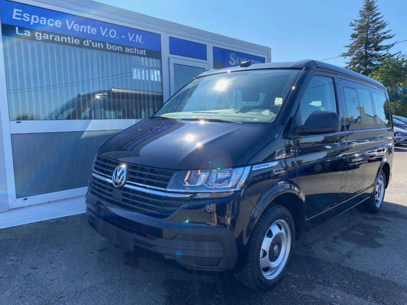 Volkswagen CALIFORNIA 2.0 TDI 150CH BLUEMOTION TECHNOLOGY COAST 4MOTION DSG7 Diesel NOIR Occasion à vendre