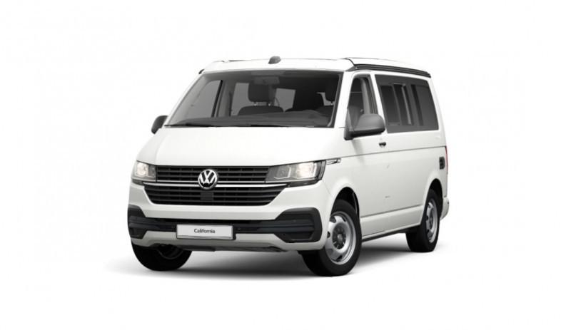 Volkswagen CALIFORNIA 2.0 TDI 150CH BLUEMOTION TECHNOLOGY COAST 4MOTION Diesel BLANC Occasion à vendre