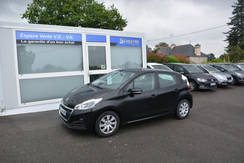 Peugeot 208 1.6 BLUEHDI 100CH ACTIVE 5P Diesel NOIR Occasion à vendre