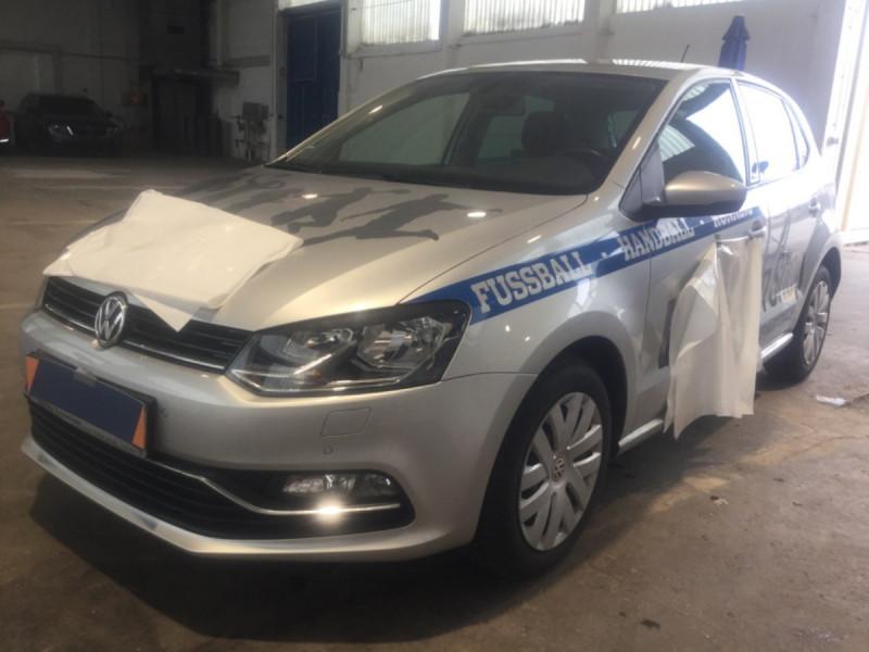 Volkswagen POLO 1.4 TDI 90CH BLUEMOTION TECHNOLOGY ALLSTAR 5P Diesel GRIS Occasion à vendre