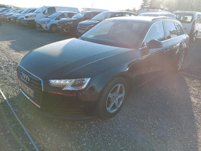 Audi A4 AVANT 2.0 TDI 150CH ULTRA BUSINESS LINE S TRONIC 7 Diesel NOIR Occasion à vendre