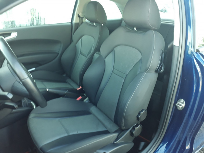 Photo 6 de l'offre de AUDI A1 1.2 TFSI 86CH AMBITION à 10990€ chez Sevestre Automobiles