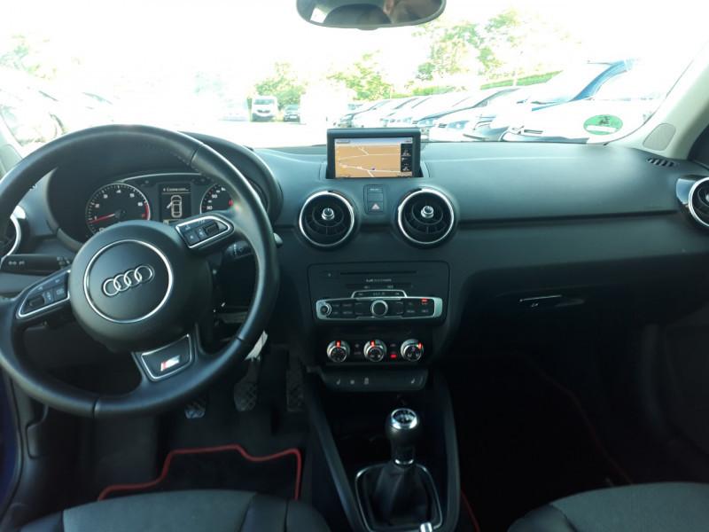 Photo 7 de l'offre de AUDI A1 1.2 TFSI 86CH AMBITION à 10990€ chez Sevestre Automobiles
