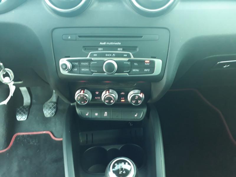 Photo 8 de l'offre de AUDI A1 1.2 TFSI 86CH AMBITION à 10990€ chez Sevestre Automobiles