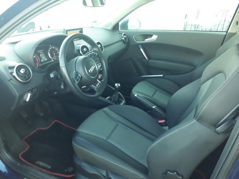 Photo 5 de l'offre de AUDI A1 1.2 TFSI 86CH AMBITION à 10990€ chez Sevestre Automobiles