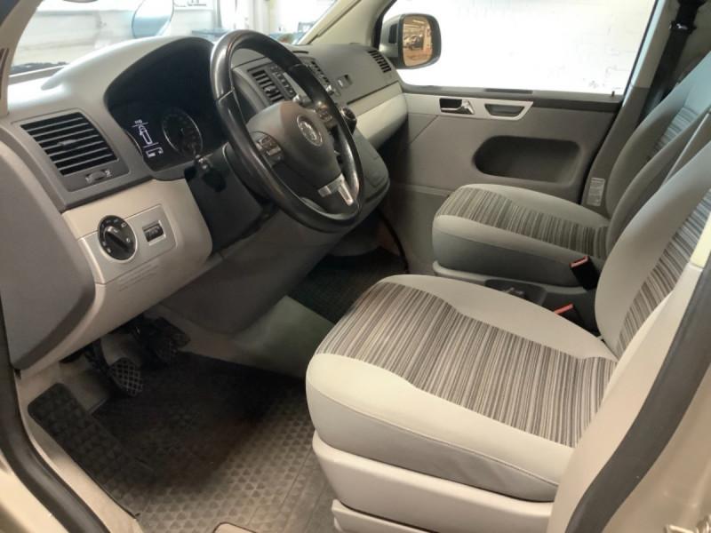 Photo 9 de l'offre de VOLKSWAGEN CALIFORNIA 2.0 TDI 180CH CONFORTLINE à 44990€ chez Sevestre Automobiles