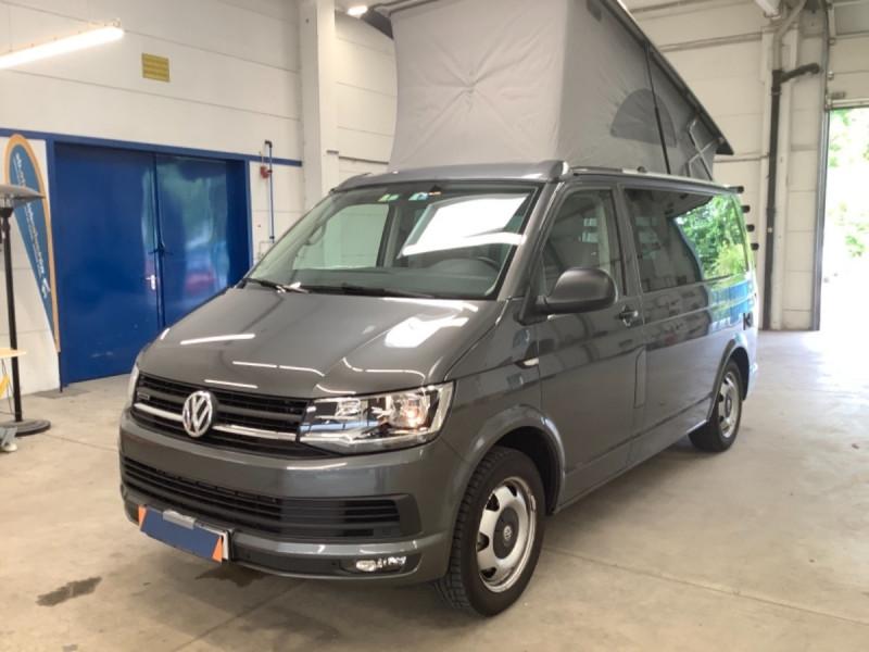 Volkswagen CALIFORNIA 2.0 TDI 150CH BLUEMOTION TECHNOLOGY COAST 4MOTION Diesel GRIS FONCE Occasion à vendre