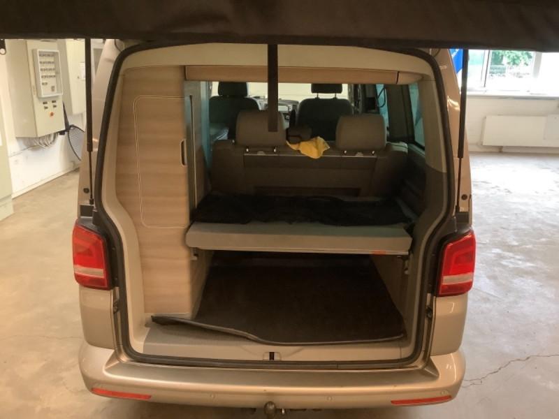 Photo 7 de l'offre de VOLKSWAGEN CALIFORNIA 2.0 TDI 180CH CONFORTLINE à 44990€ chez Sevestre Automobiles