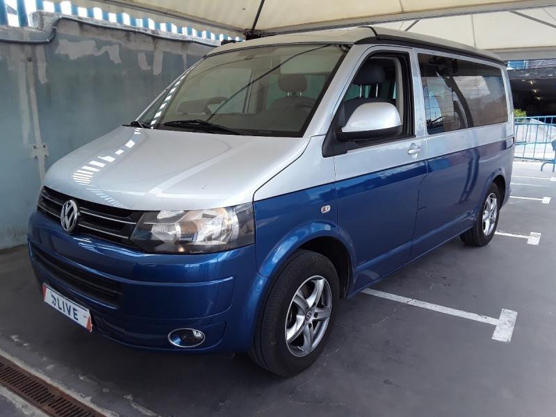 Volkswagen CALIFORNIA 2.0 TDI 140CH BLUEMOTION TECHNOLOGY BEACH Diesel GRIS/BLEU Occasion à vendre