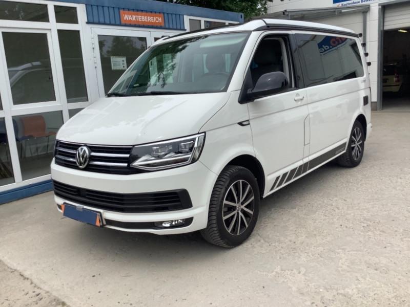 Volkswagen CALIFORNIA 2.0 TDI 150CH BLUEMOTION TECHNOLOGY COAST Diesel BLANC Occasion à vendre