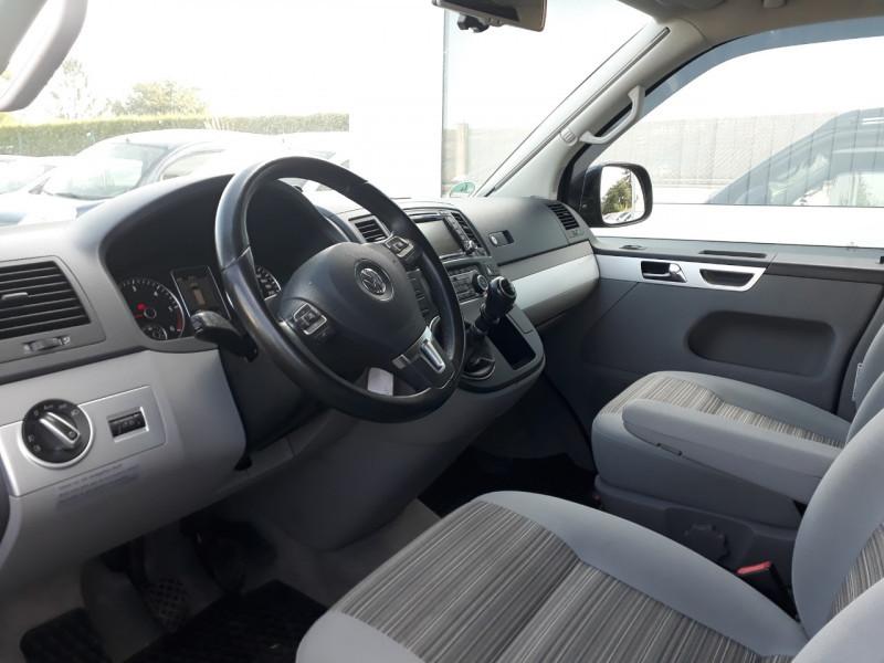Photo 5 de l'offre de VOLKSWAGEN CALIFORNIA 2.0 TDI 180CH CONFORTLINE DSG7 à 53990€ chez Sevestre Automobiles