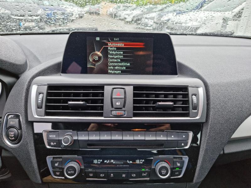Photo 8 de l'offre de BMW SERIE 1 (F21/F20) 118I 136CH LOUNGE 5P à 15990€ chez Sevestre Automobiles