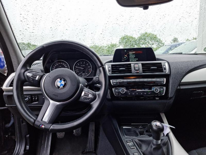 Photo 7 de l'offre de BMW SERIE 1 (F21/F20) 118I 136CH LOUNGE 5P à 15990€ chez Sevestre Automobiles