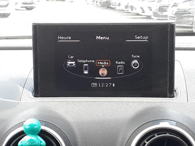 Photo 7 de l'offre de AUDI A3 2.0 TDI 150CH FAP AMBIENTE à 10990€ chez Sevestre Automobiles