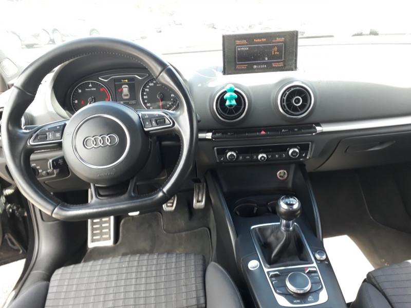 Photo 6 de l'offre de AUDI A3 2.0 TDI 150CH FAP AMBIENTE à 10990€ chez Sevestre Automobiles