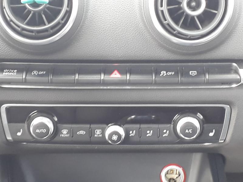 Photo 8 de l'offre de AUDI A3 2.0 TDI 150CH FAP AMBIENTE à 10990€ chez Sevestre Automobiles