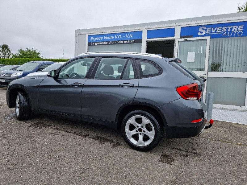 Photo 4 de l'offre de BMW X1 (E84) SDRIVE20D 184CH LOUNGE à 14990€ chez Sevestre Automobiles