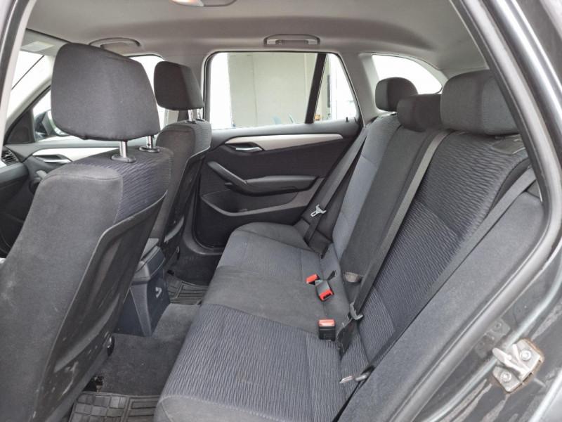 Photo 6 de l'offre de BMW X1 (E84) SDRIVE20D 184CH LOUNGE à 14990€ chez Sevestre Automobiles