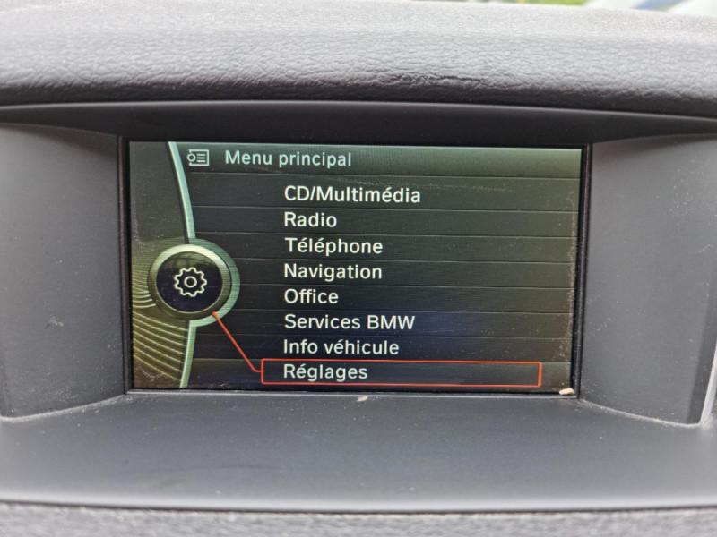 Photo 8 de l'offre de BMW X1 (E84) SDRIVE20D 184CH LOUNGE à 14990€ chez Sevestre Automobiles