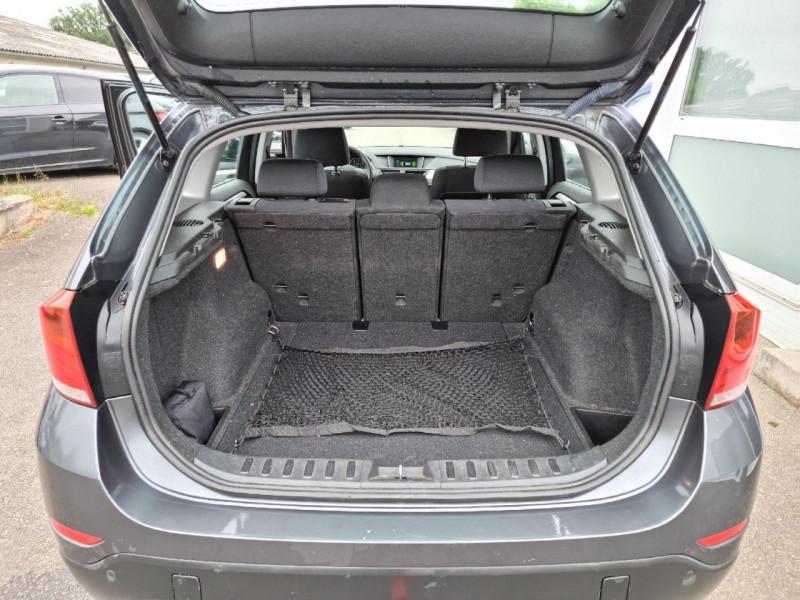 Photo 12 de l'offre de BMW X1 (E84) SDRIVE20D 184CH LOUNGE à 14990€ chez Sevestre Automobiles