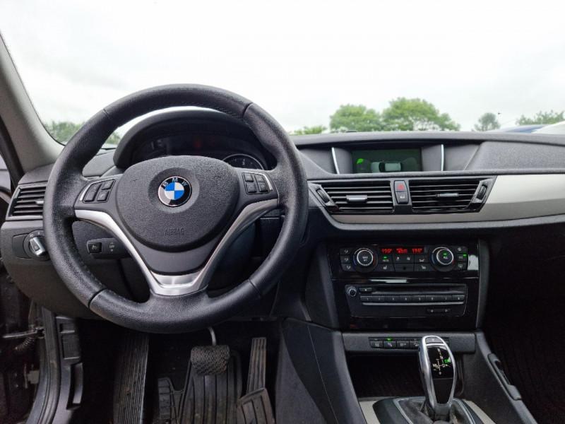 Photo 7 de l'offre de BMW X1 (E84) SDRIVE20D 184CH LOUNGE à 14990€ chez Sevestre Automobiles