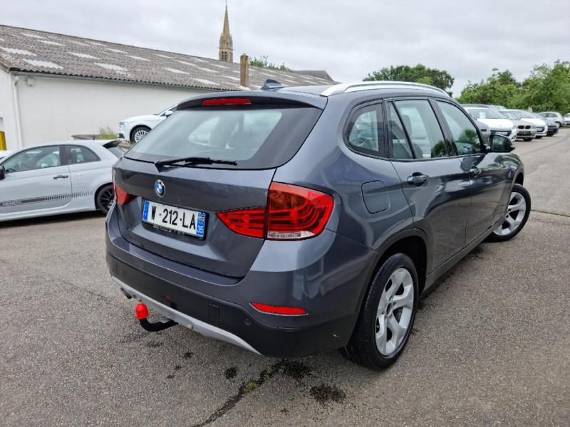 Photo 3 de l'offre de BMW X1 (E84) SDRIVE20D 184CH LOUNGE à 14990€ chez Sevestre Automobiles