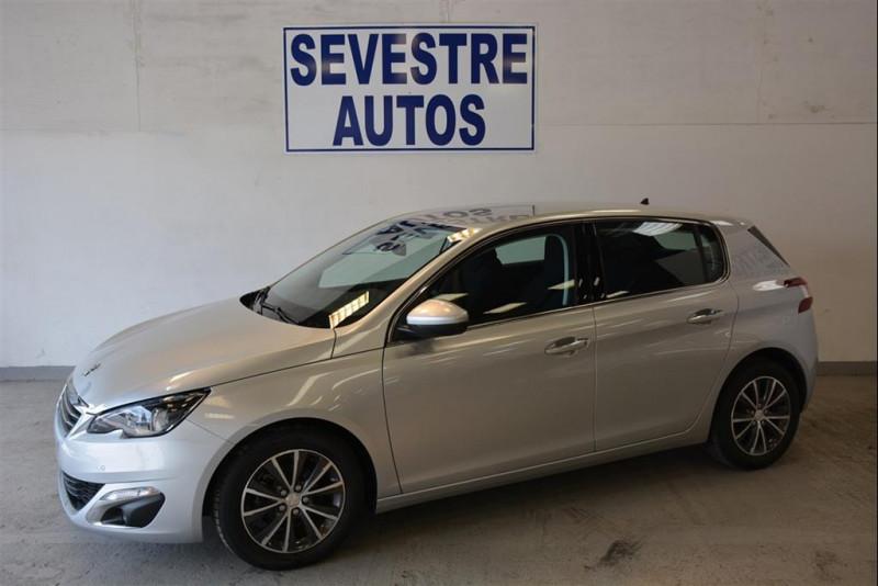 Peugeot 308 1.6 HDI FAP 92CH ALLURE 5P Diesel GRIS CLAIR Occasion à vendre