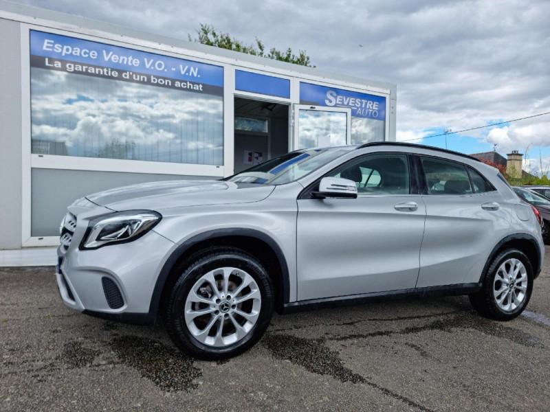 Mercedes-Benz CLASSE GLA (X156) 200 D BUSINESS EDITION 7G-DCT Diesel GRIS C Occasion à vendre