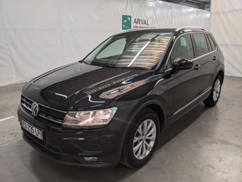 Volkswagen TIGUAN 2.0 TDI 115CH CONFORTLINE BUSINESS Diesel NOIR Occasion à vendre