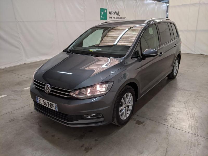 Volkswagen TOURAN 1.6 TDI 115CH BLUEMOTION TECHNOLOGY FAP CONFORTLINE BUSINESS 7 PLACES Diesel GRIS Occasion à vendre