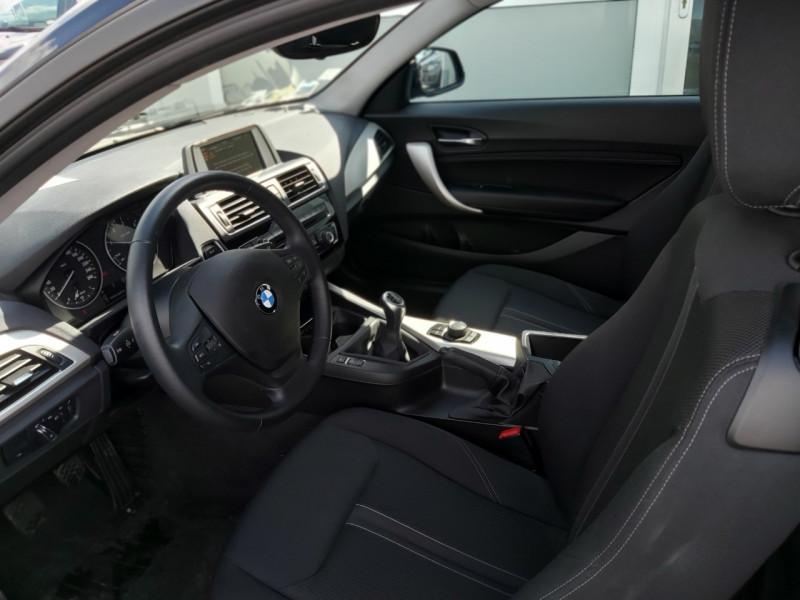 Photo 6 de l'offre de BMW SERIE 1 (F21/F20) 116D 116CH PREMIERE 3P à 15990€ chez Sevestre Automobiles