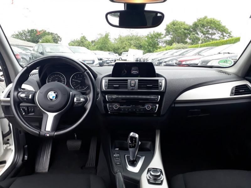Photo 6 de l'offre de BMW SERIE 1 (F21/F20) 118IA 136CH EXECUTIVE 5P à 17490€ chez Sevestre Automobiles