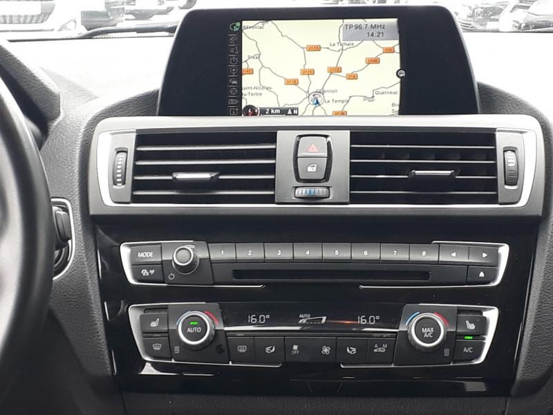 Photo 7 de l'offre de BMW SERIE 1 (F21/F20) 118IA 136CH EXECUTIVE 5P à 17490€ chez Sevestre Automobiles
