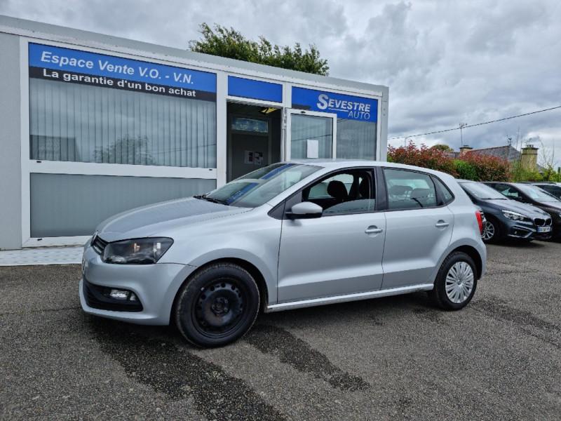 Volkswagen POLO 1.4 TDI 75CH BLUEMOTION TECHNOLOGY TRENDLINE BUSINESS 5P Diesel GRIS Occasion à vendre