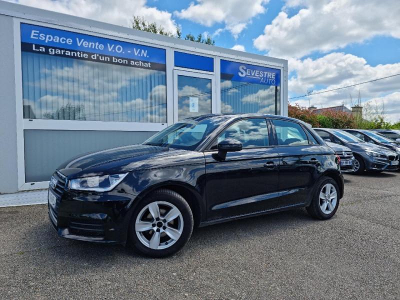Audi A1 SPORTBACK 1.4 TDI 90CH ULTRA BUSINESS LINE Diesel NOIR Occasion à vendre
