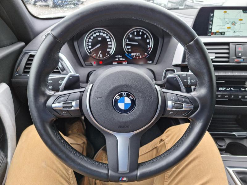 Photo 14 de l'offre de BMW SERIE 1 (F21/F20) 120IA 184CH M SPORT 5P à 23990€ chez Sevestre Automobiles