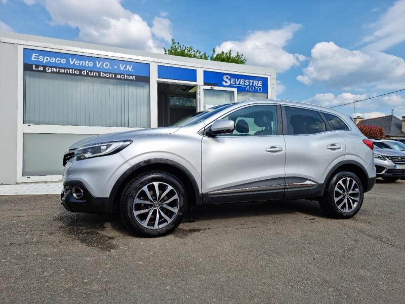 Renault KADJAR 1.5 DCI 110CH ENERGY BUSINESS EDC ECO² Diesel GRIS Occasion à vendre