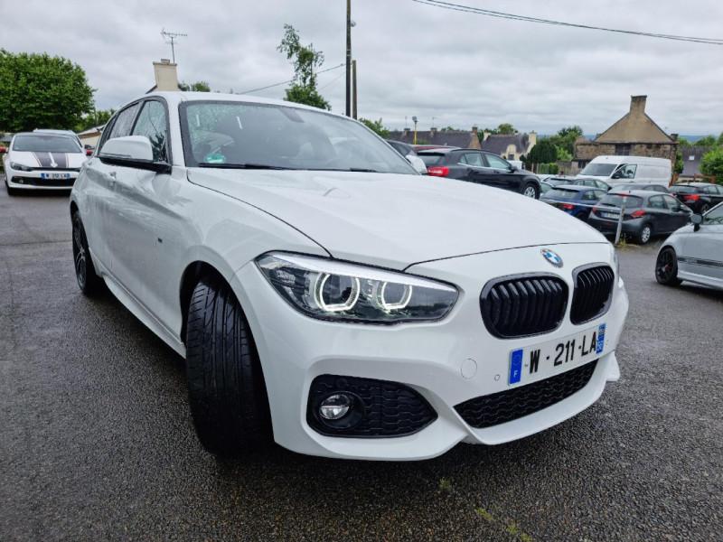 Photo 2 de l'offre de BMW SERIE 1 (F21/F20) 120IA 184CH M SPORT 5P à 23990€ chez Sevestre Automobiles