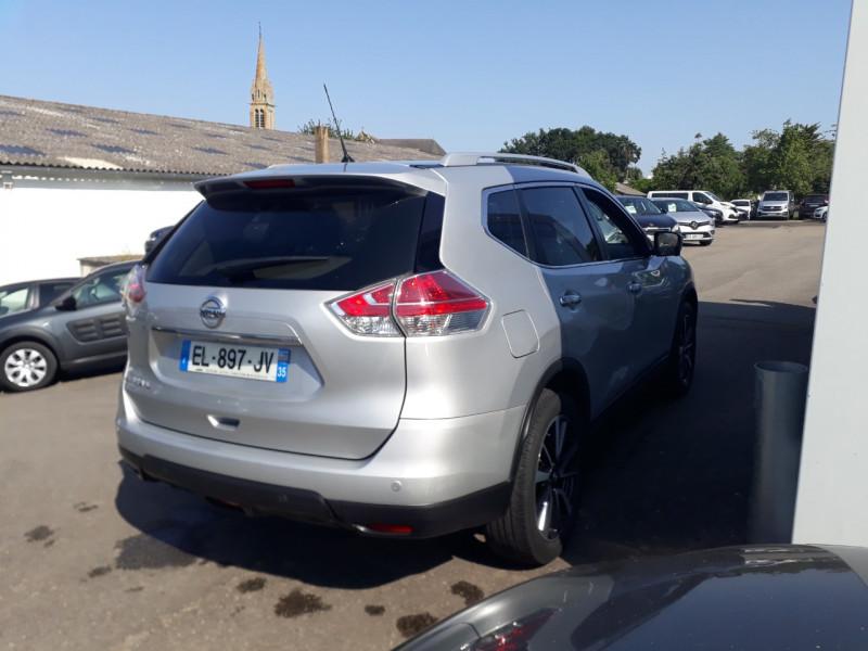 Photo 3 de l'offre de NISSAN X-TRAIL 1.6 DCI 130CH TEKNA EURO6 7 PLACES à 16490€ chez Sevestre Automobiles