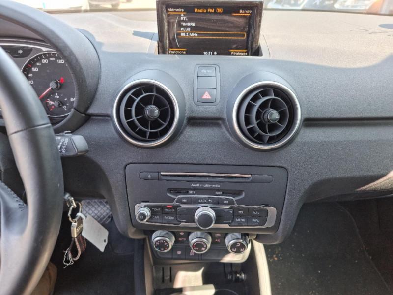 Photo 7 de l'offre de AUDI A1 1.4 TDI 90CH ULTRA BUSINESS LINE S TRONIC 7 à 13990€ chez Sevestre Automobiles