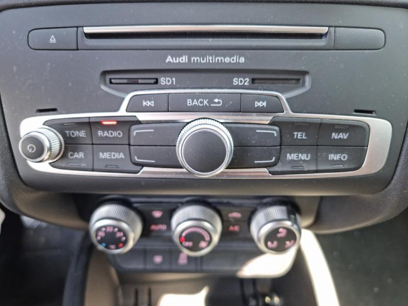 Photo 8 de l'offre de AUDI A1 1.4 TDI 90CH ULTRA BUSINESS LINE S TRONIC 7 à 13990€ chez Sevestre Automobiles