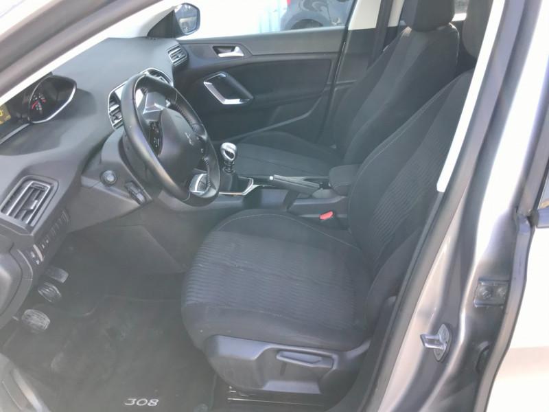 Photo 5 de l'offre de PEUGEOT 308 SW 1.6 BLUEHDI 120CH ACTIVE S&S à 11490€ chez Sevestre Automobiles