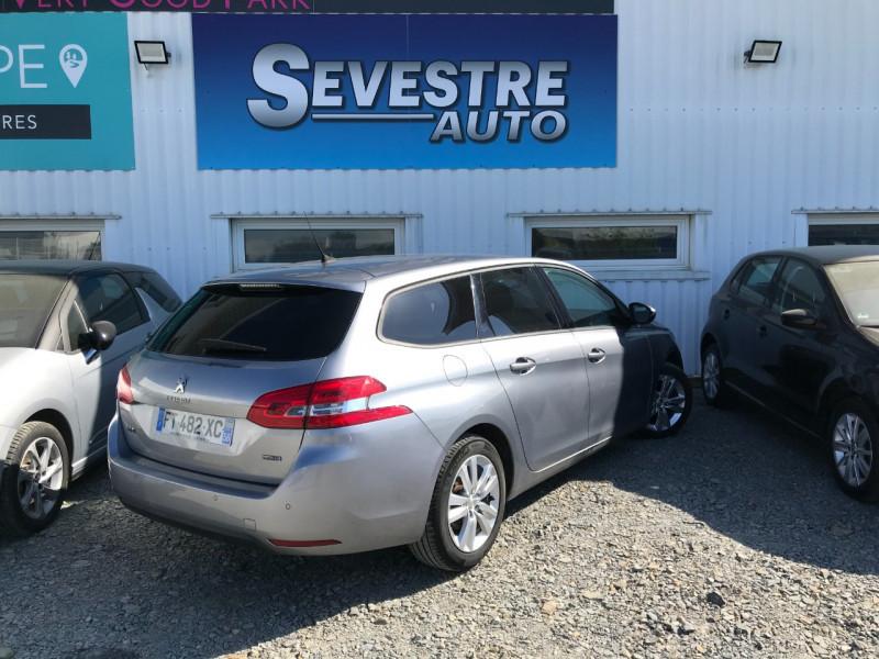 Photo 3 de l'offre de PEUGEOT 308 SW 1.6 BLUEHDI 120CH ACTIVE S&S à 11490€ chez Sevestre Automobiles