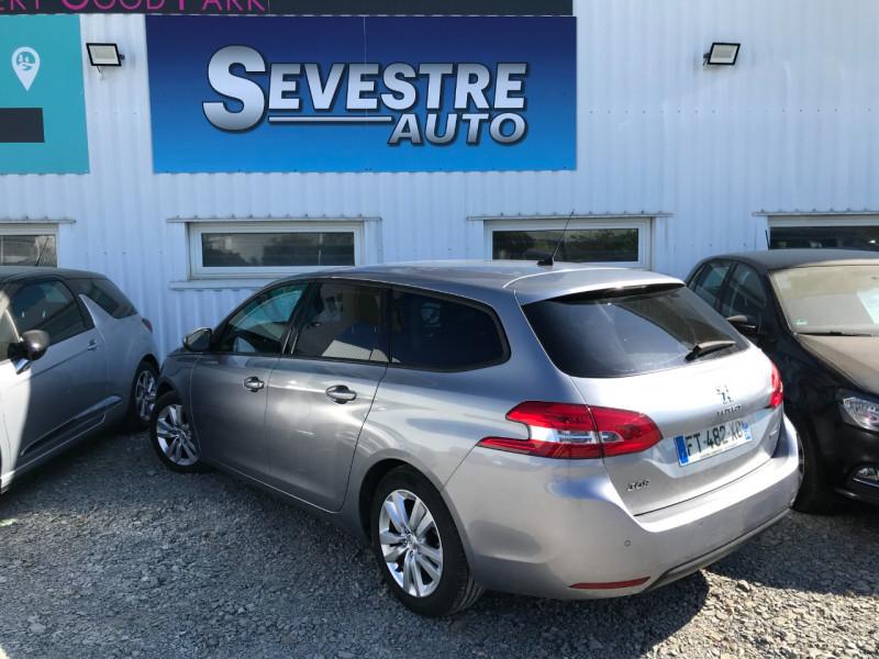 Photo 4 de l'offre de PEUGEOT 308 SW 1.6 BLUEHDI 120CH ACTIVE S&S à 11490€ chez Sevestre Automobiles