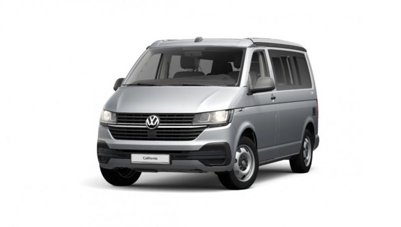 Volkswagen CALIFORNIA 2.0 TDI 150CH BLUEMOTION TECHNOLOGY COAST 4MOTION EURO6D-T Diesel GRIS CLAIR Occasion à vendre