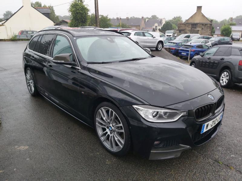 Photo 2 de l'offre de BMW SERIE 3 TOURING (F31) 330DA 258CH M SPORT à 26490€ chez Sevestre Automobiles