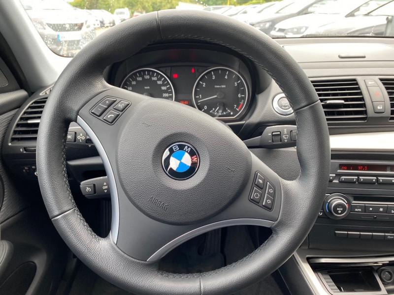 Photo 8 de l'offre de BMW SERIE 1 (E81/E87) 118I 143CH EDITION 5P à 11990€ chez Sevestre Automobiles