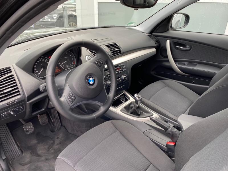 Photo 5 de l'offre de BMW SERIE 1 (E81/E87) 118I 143CH EDITION 5P à 11990€ chez Sevestre Automobiles