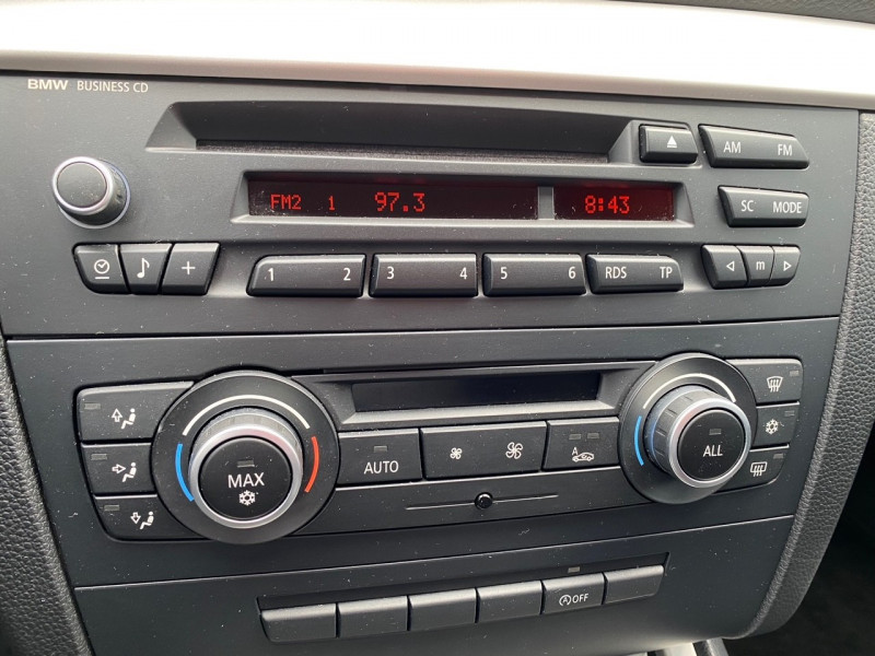 Photo 7 de l'offre de BMW SERIE 1 (E81/E87) 118I 143CH EDITION 5P à 11990€ chez Sevestre Automobiles