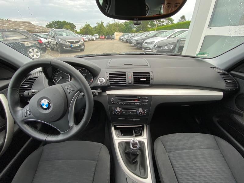 Photo 6 de l'offre de BMW SERIE 1 (E81/E87) 118I 143CH EDITION 5P à 11990€ chez Sevestre Automobiles